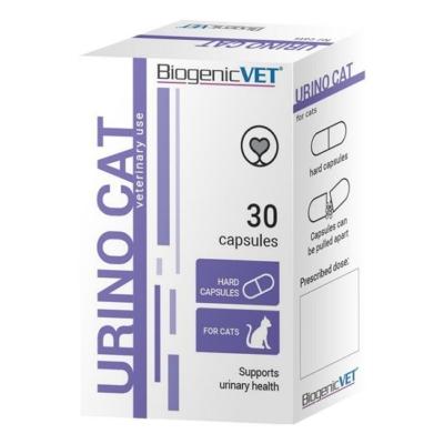 BiogenicVet Urino Cat kapszula 60x