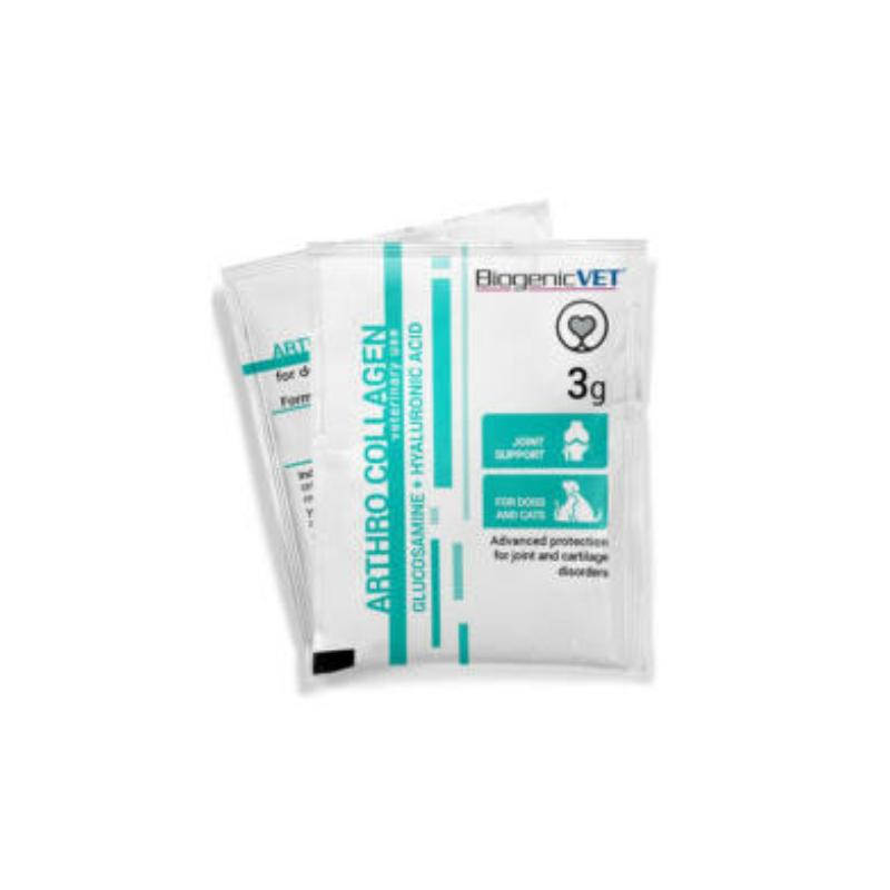 BiogenicVet Arthro Collagen 30 x 3 g