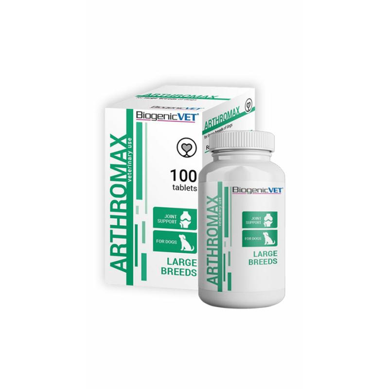 BiogenicVet Arthromax Large Breeds tabletta 100x