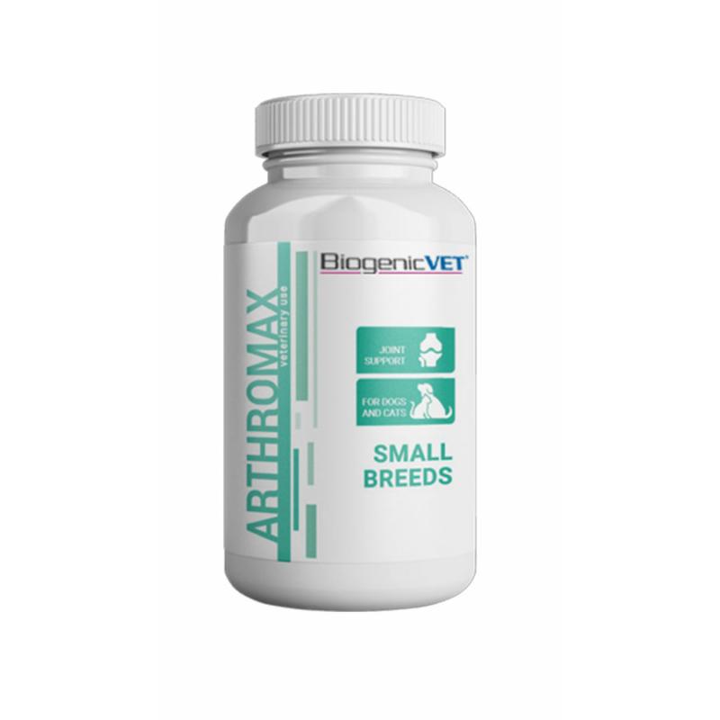 BiogenicVet Arthromax Small Breeds tabletta 100x