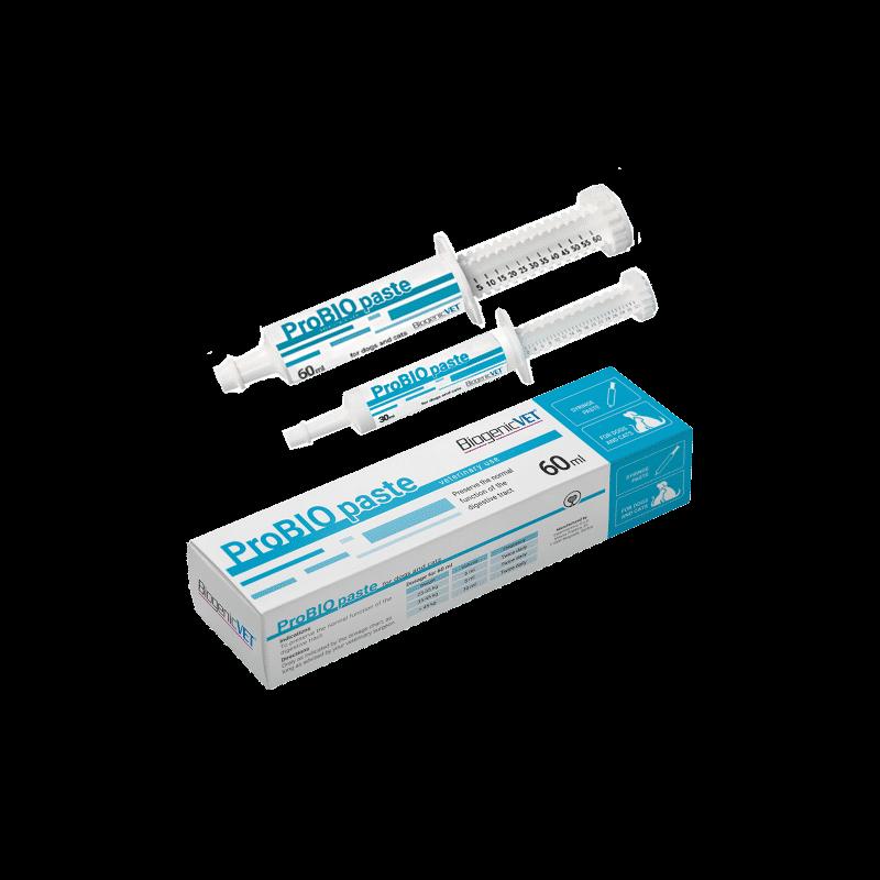 BiogenicVet ProBio Paszta 60 ml