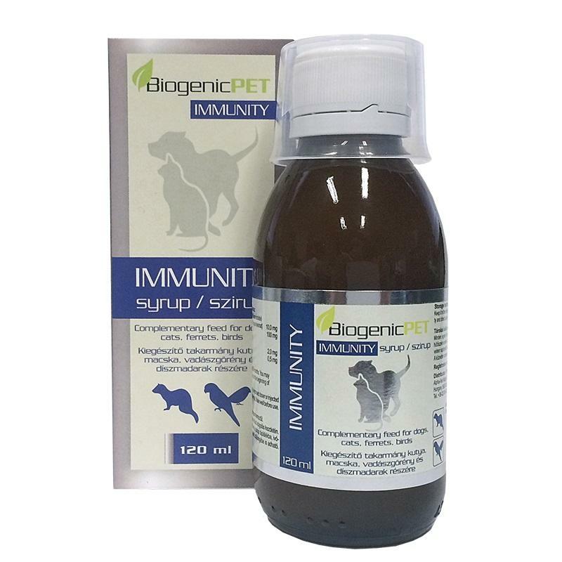 BiogenicPet Immunity 120 ml
