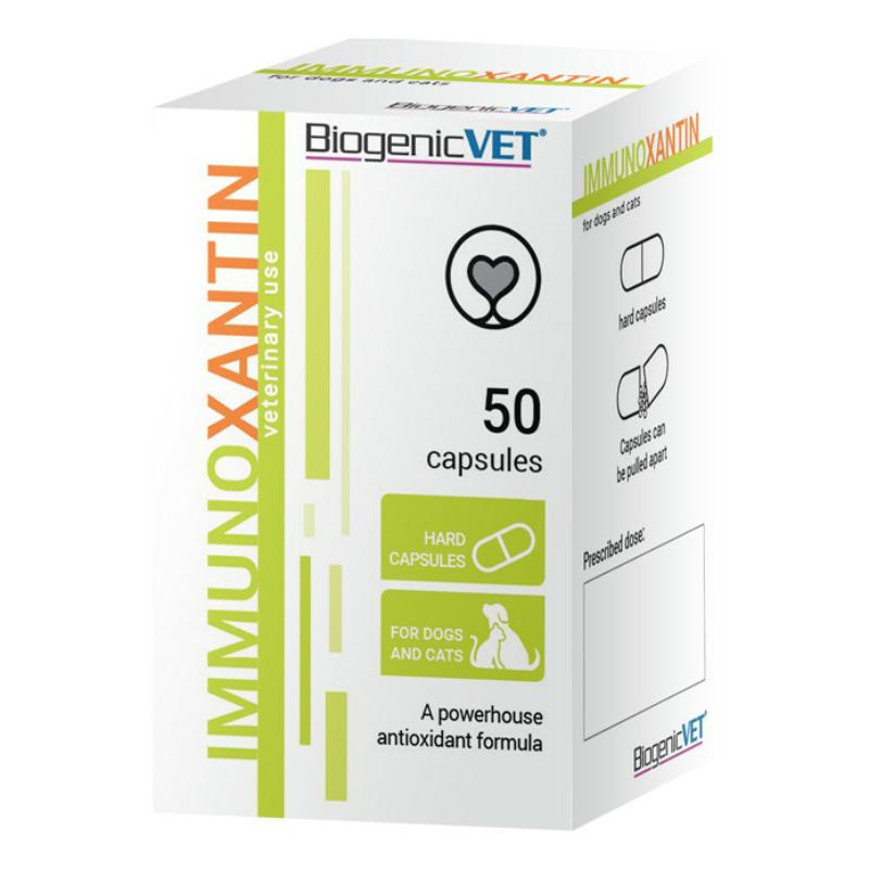 BiogenicVet Immunoxantin kapszula 50x