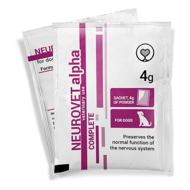 BiogenicVet Neurovet Alpha 30 x 4 g
