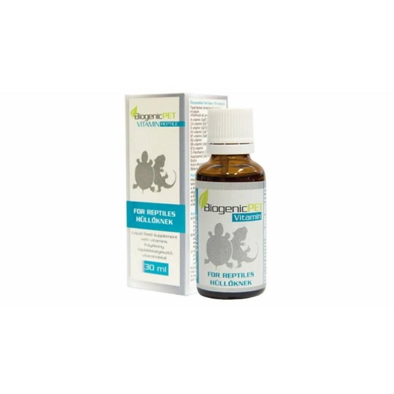 BiogenicPet Vitamin Reptile 30 ml