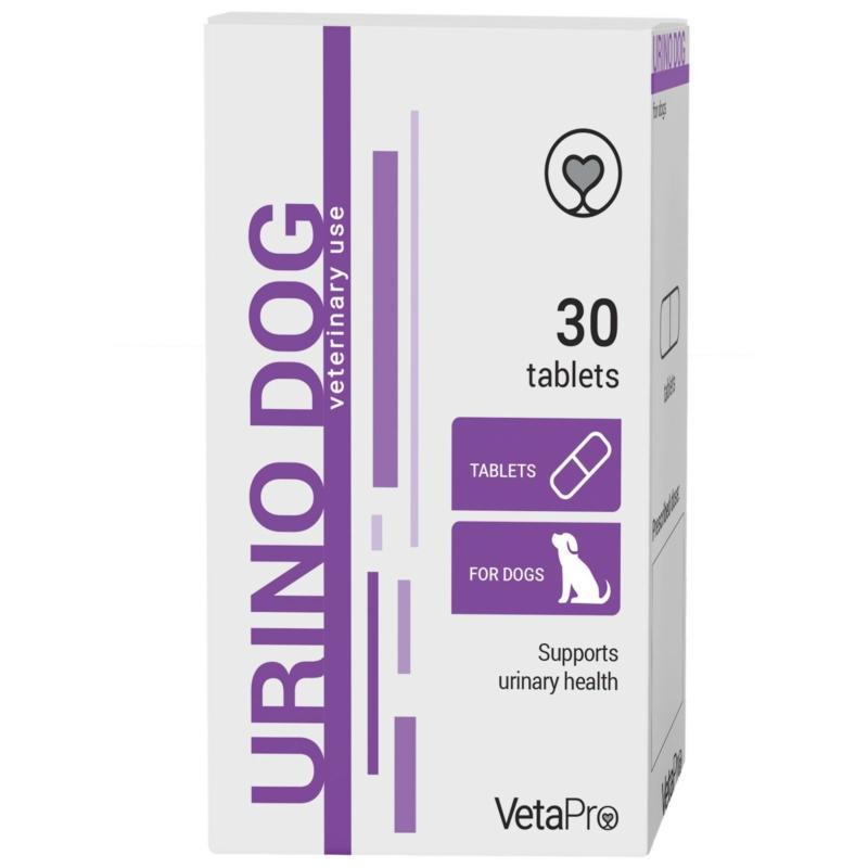 BiogenicVet Urino Dog tabletta 30x