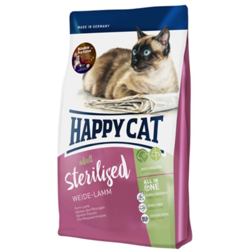 Happy Cat Supreme Adult Sterilised - Bárány 300 g