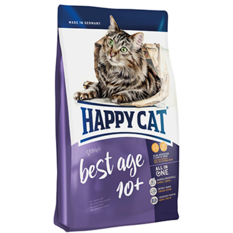 Happy Cat Supreme Adult Best Age 10+ 300 g