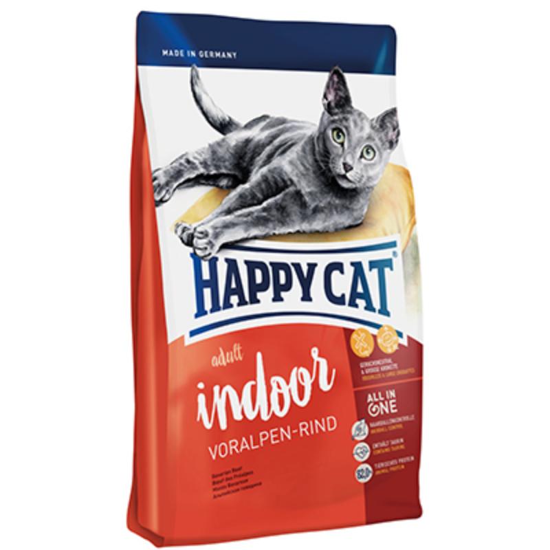 Happy Cat Supreme Adult Indoor - Marha 300 g