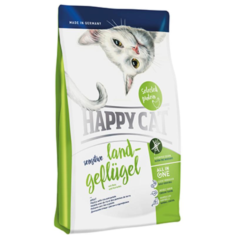 Happy Cat Supreme Sensitive - Bio Baromfi 300 g