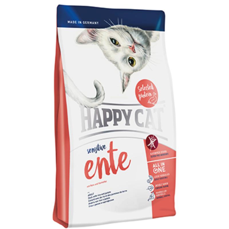 Happy Cat Supreme Sensitive - Kacsa 300 g