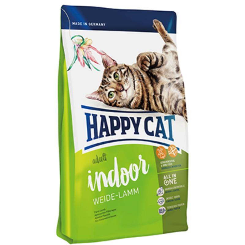 Happy Cat Supreme Adult Indoor - Bárány 300 g