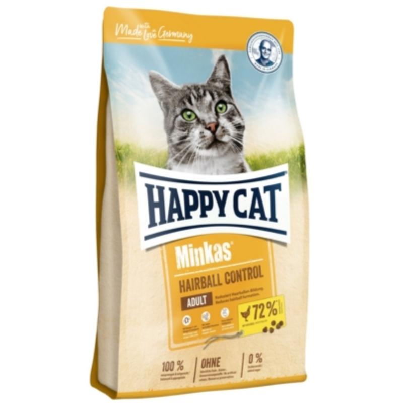 Happy Cat Minkas Hairball Control 1,5 kg