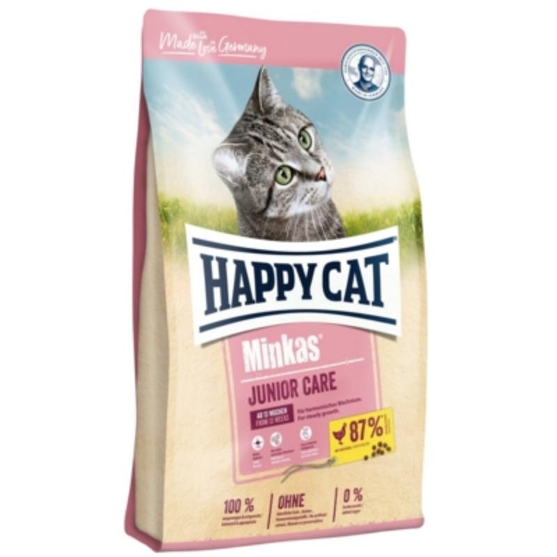 Happy Cat Minkas Junior 1,5 kg