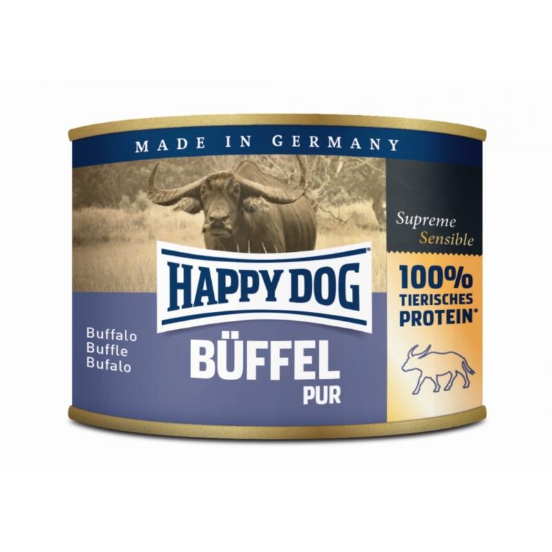 Happy Dog Sensible Büffel Pur - Bivaly 200 g