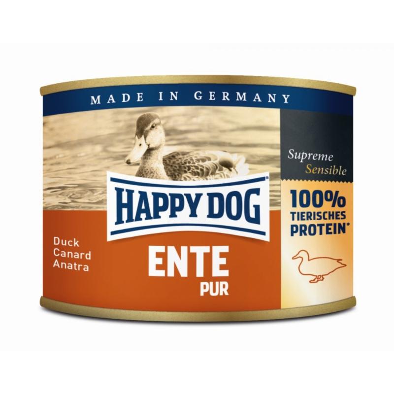 Happy Dog Sensible Ente Pur - Kacsa 200 g