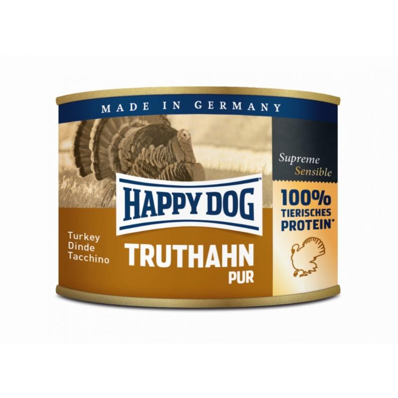 Happy Dog Sensible Truthahn Pur - Pulyka 200 g