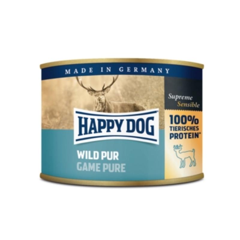 Happy Dog Sensible Wild Pur - Vad 200 g