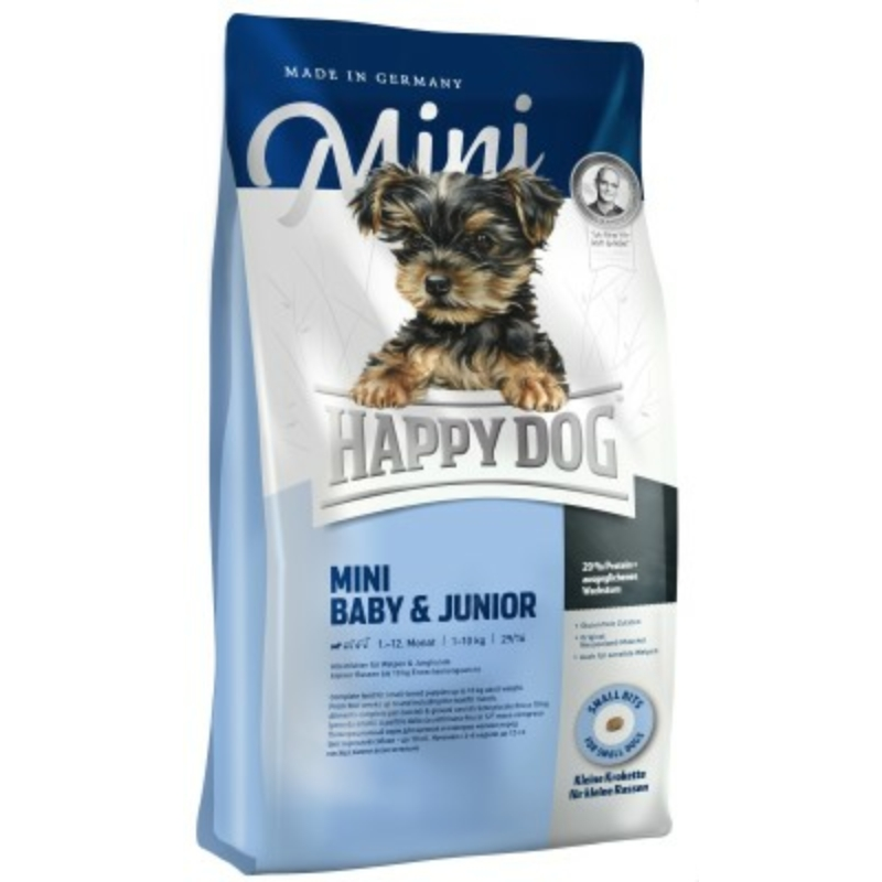 Happy Dog Mini Baby & Junior 1 kg