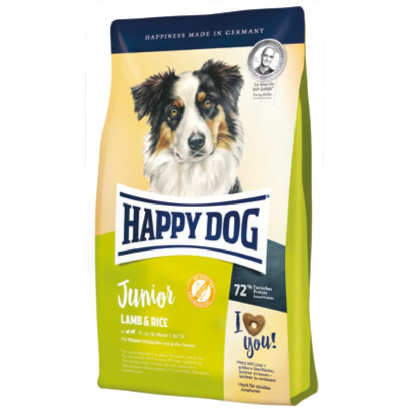 Happy Dog Junior Lamb & Rice 1 kg