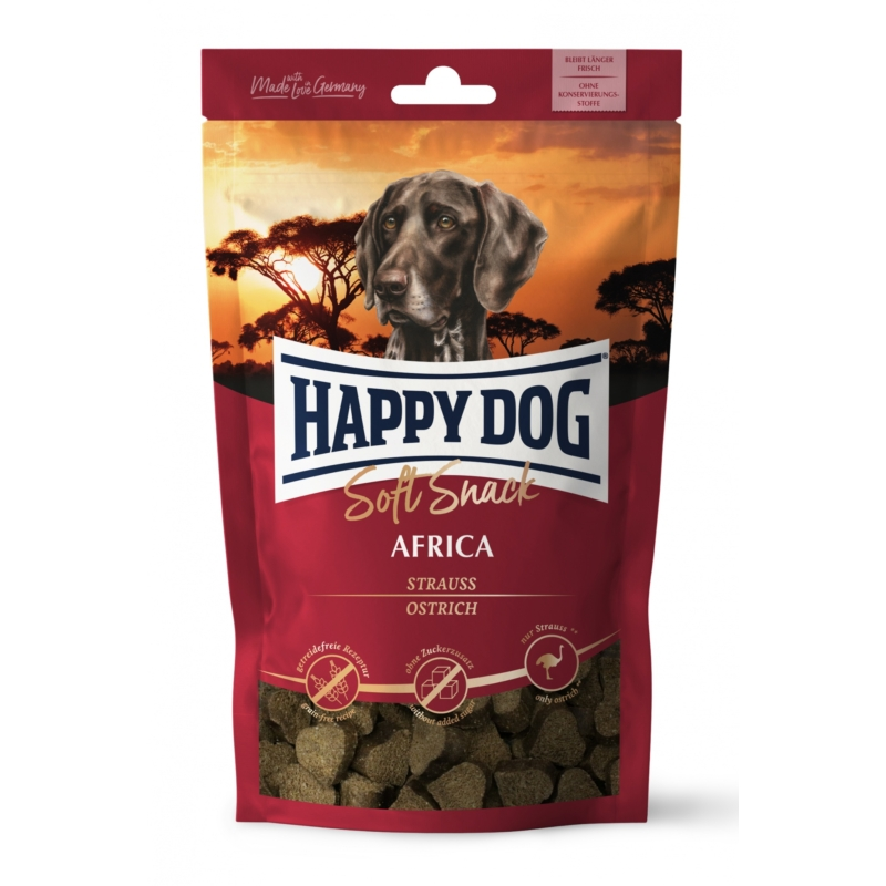 Happy Dog Soft Snack Africa 100 g