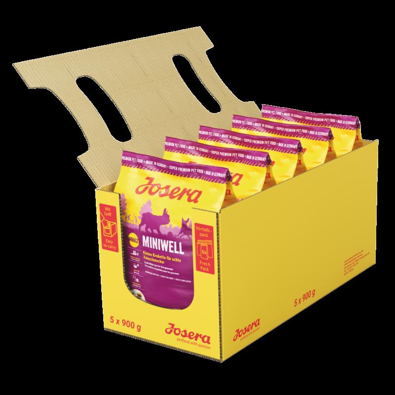 Josera MiniWell 1 x 900 g