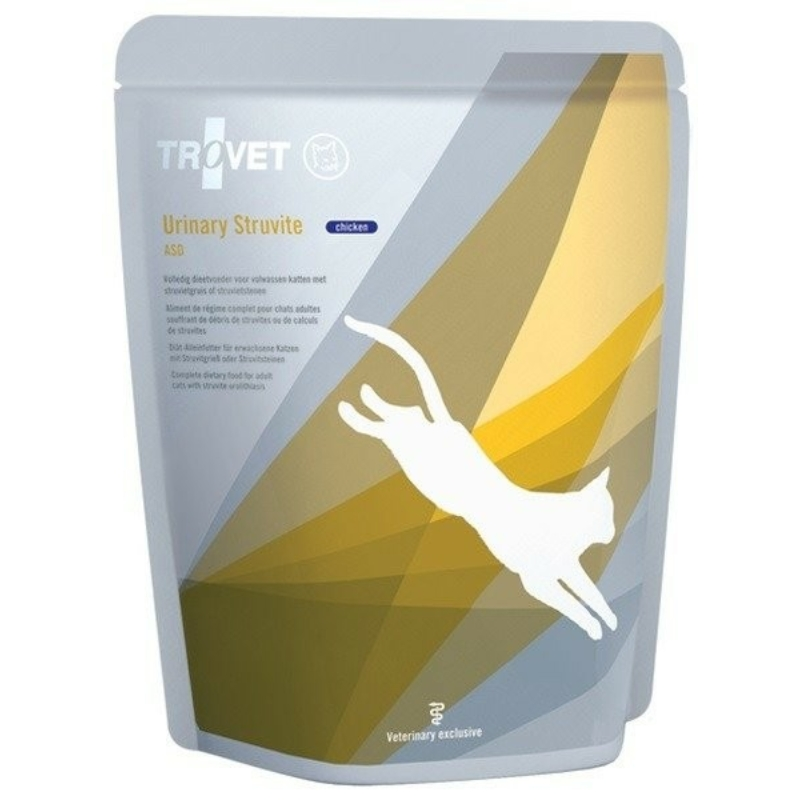 Trovet Cat Urinary Struvite - ASD 85 g alutasakos (csirkés)