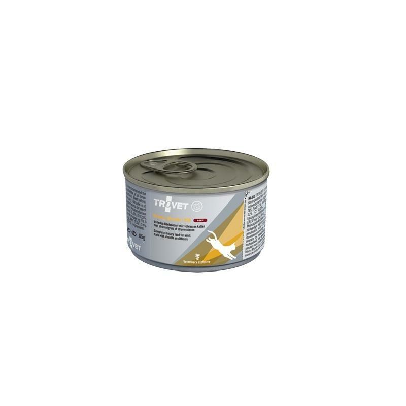 Trovet Cat Urinary Struvite - ASD 100 g (marhás)