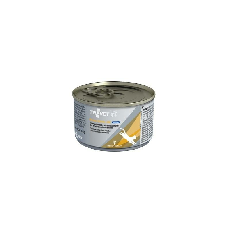 Trovet Cat Urinary Struvite - ASD 85 g (csirkés)