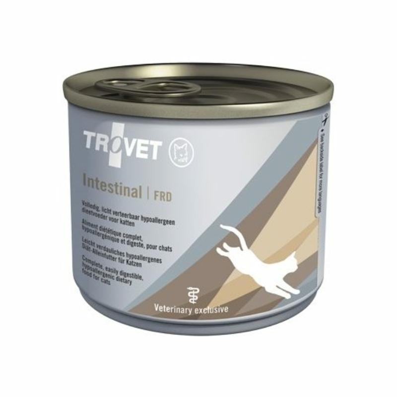 Trovet Cat Intestinal - FRD 190 g