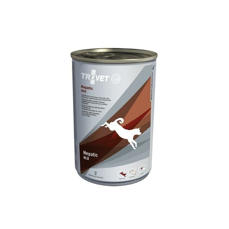 Trovet Dog Hepatic - HLD 400 g