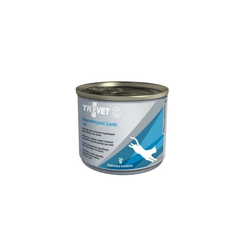 Trovet Cat Hypoallergenic Lamb/LRD 200 g