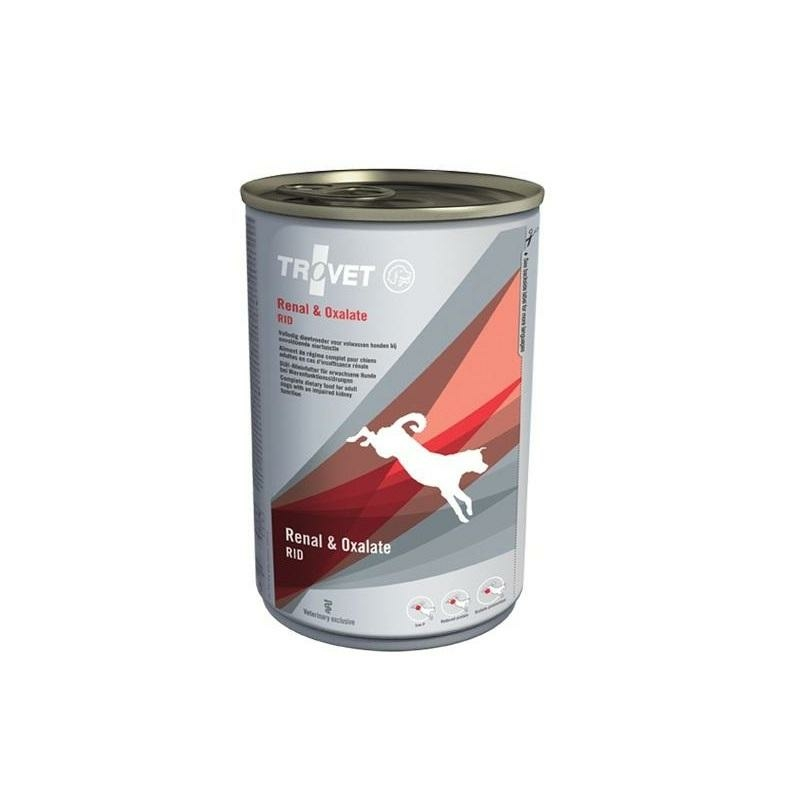 Trovet Dog Renal And Oxalate - RID  400 g