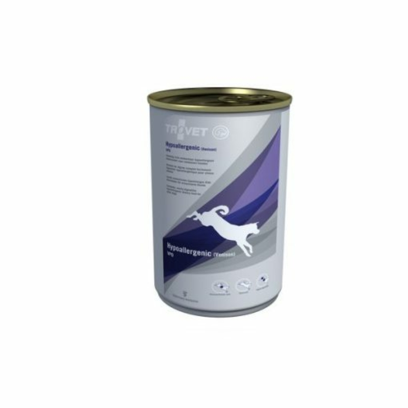 Trovet Dog Hypoallergenic Venison/VPD 400 g