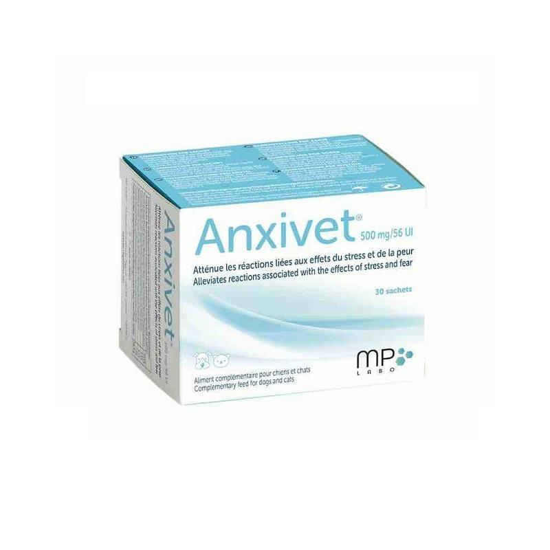 Anxivet 500 mg/56 UI por 30 tasak