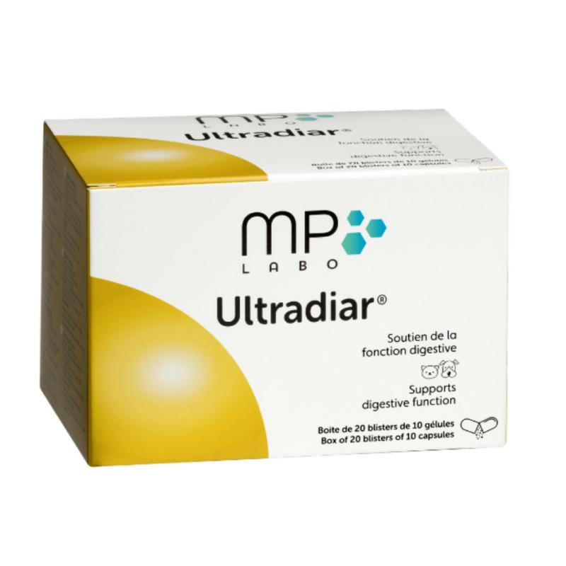 Ultradiar kapszula 10db/levél