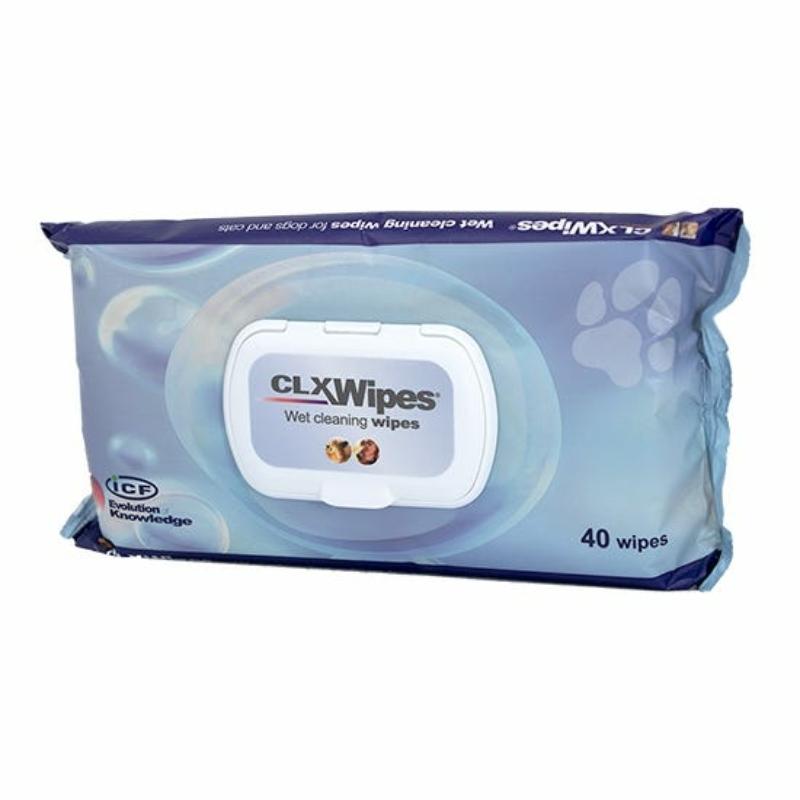 CLX Wipes Törlőkendő 40 db