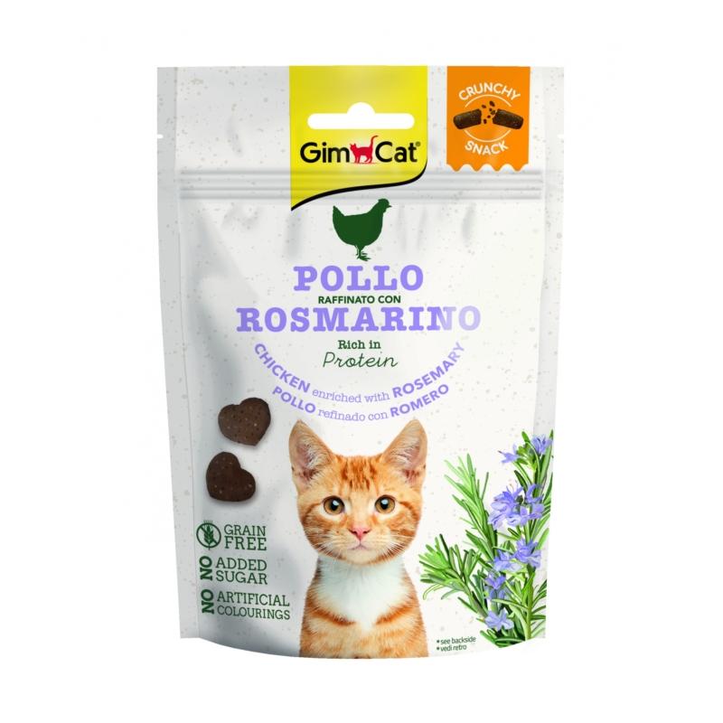 GimCat Snack Csirke Rozmaringgal 50 g