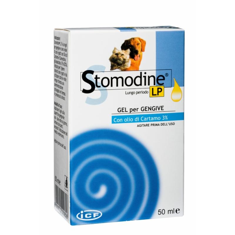 Stomodine szájfertőtlenítő gél 50 ml