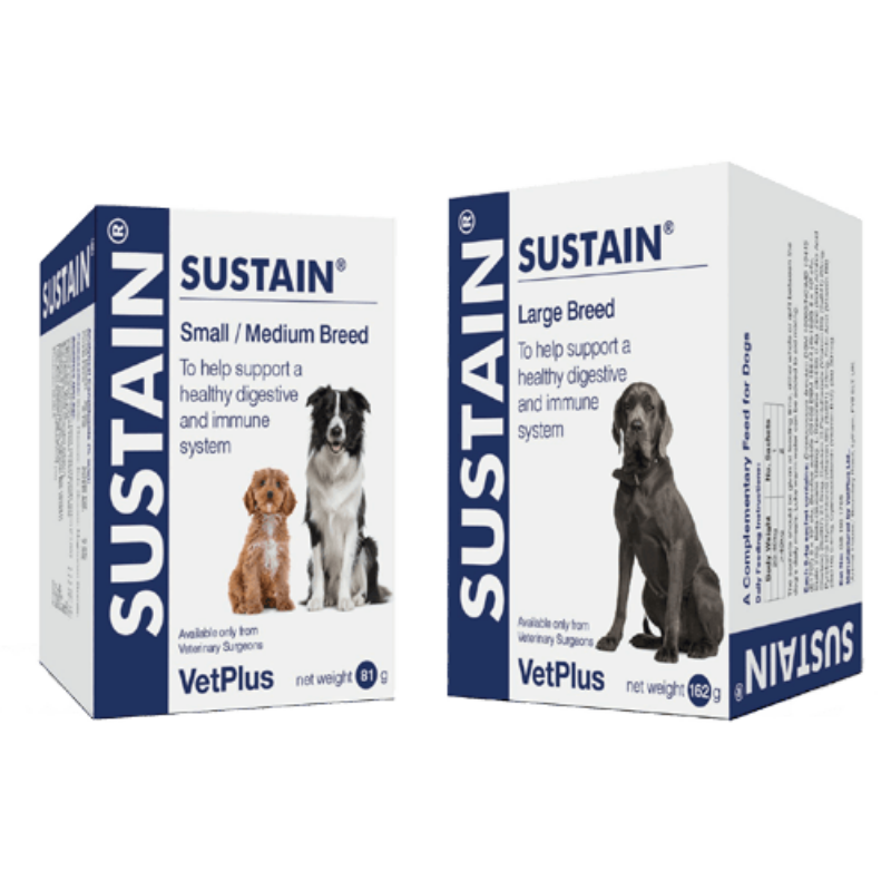 Sustain Large Breed 30 x 5,4 g