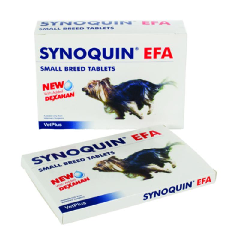 Synoqiun EFA tabletta Small Breed 30 db
