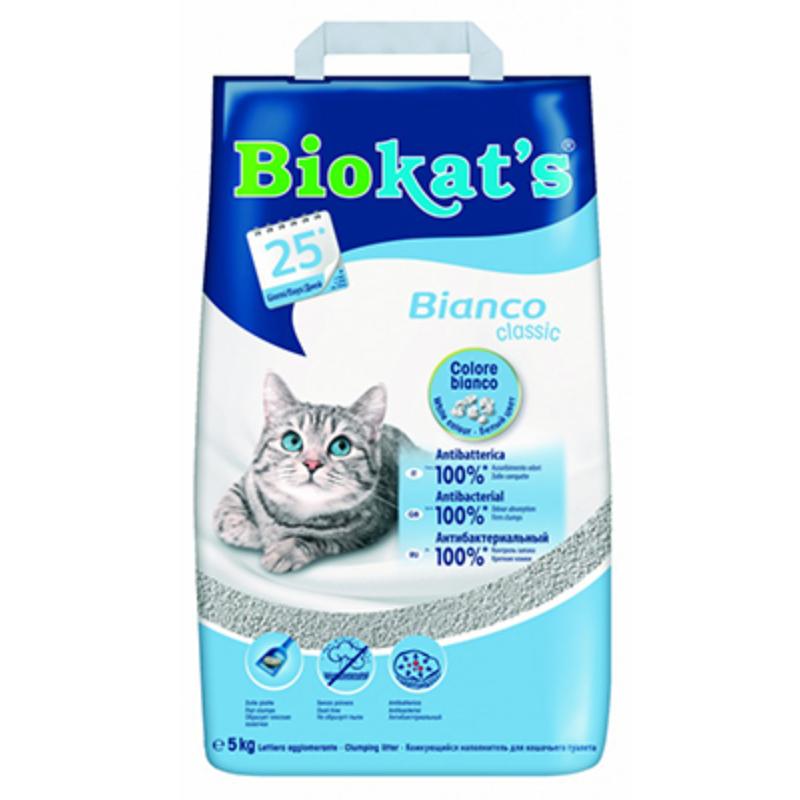 Biokat's Bianco Alom 5 kg