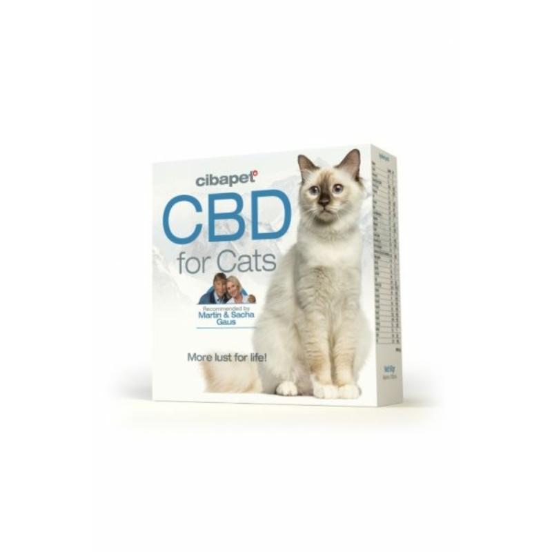 Cibapet CBD Tabletta Macskáknak 100 db