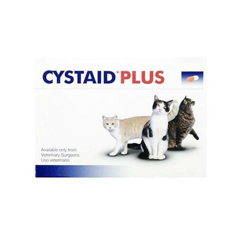 Cystaid Plus kapszula 30 db