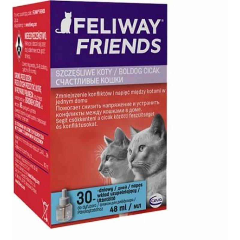 Feliway Friends Utántöltő Folyadék