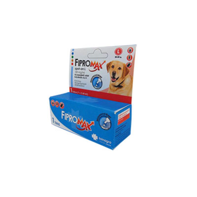 Fipromax Spot On L Kutyáknak 1x