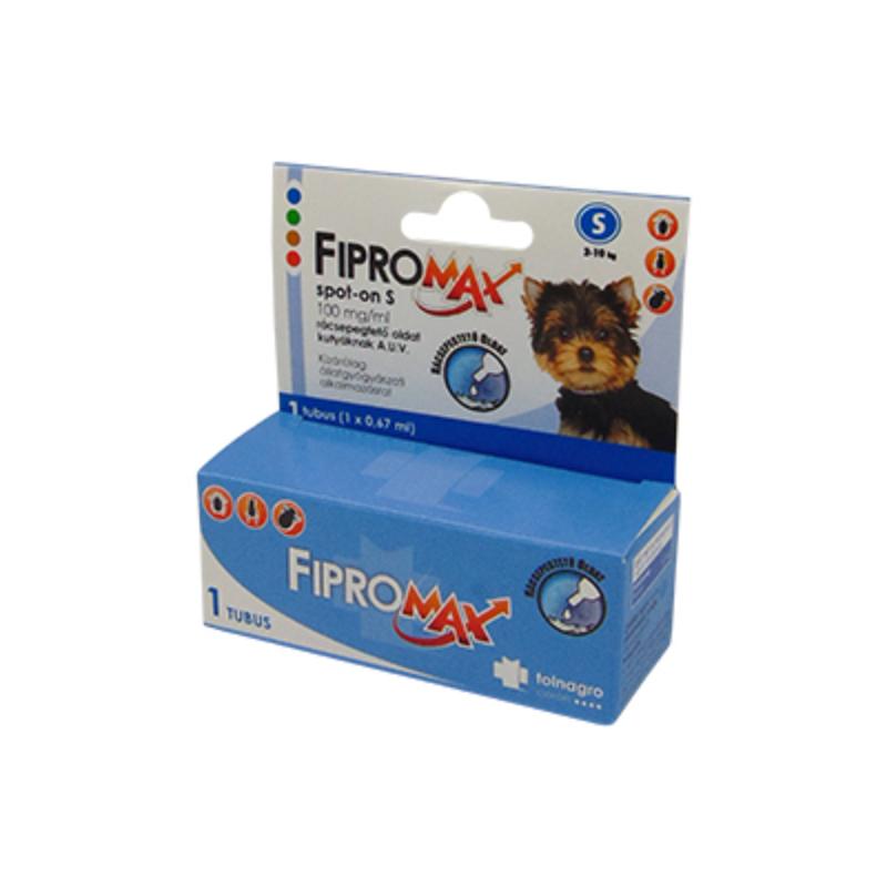 Fipromax Spot On S Kutyáknak 1x
