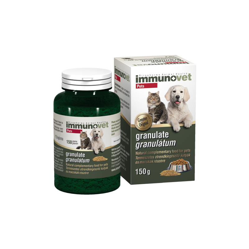 Immunovet granulátum 150 g