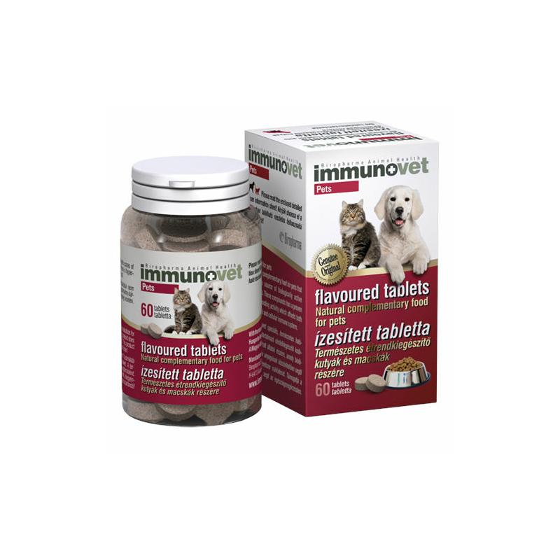 Immunovet Pets Tabletta 60 db