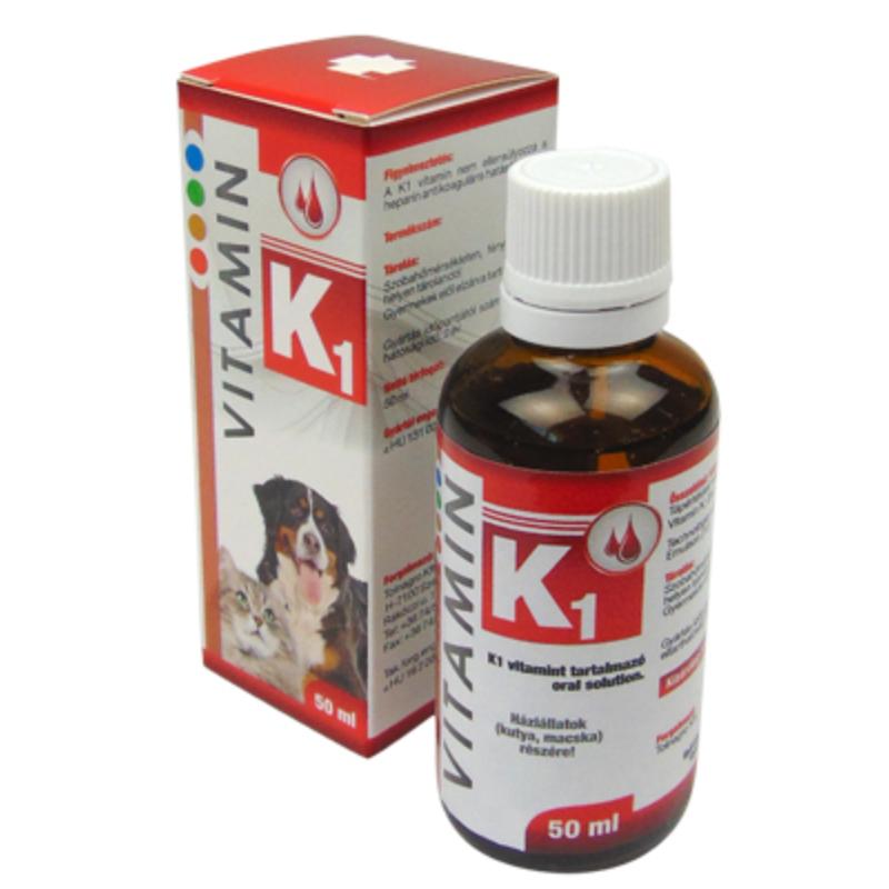 K1 Vitamin Oldat 50 ml